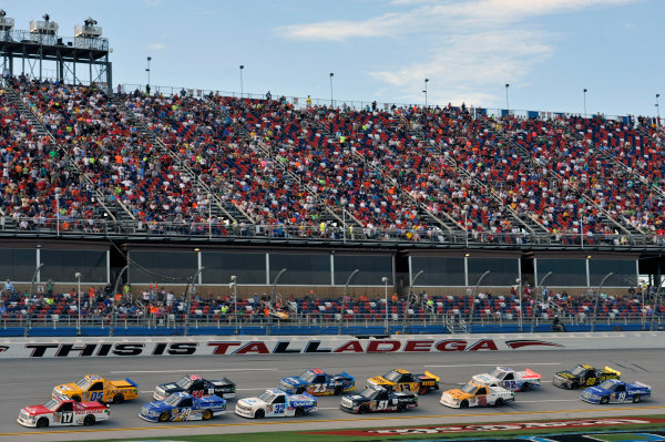 17-18 October, 2014, Talladega, Alabama USA Timothy Peters and John Wes Townley ? 2014, Nigel Kinrade LAT Photo USA