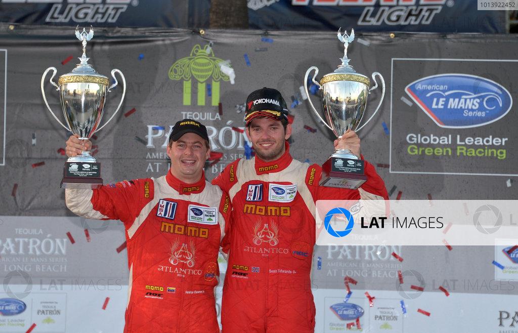 19-20 April, 2013, Long Beach, California.#30 NGT Motorsports GTC class winners ©2013 Dan R. Boyd LAT Photo USA