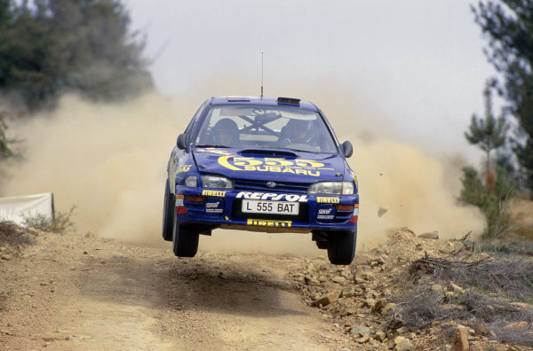 1994 World Rally Championship (F2).