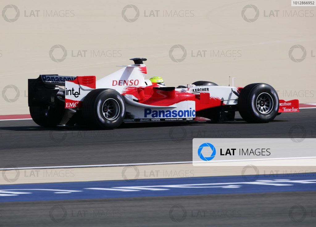 2005 Bahrain Grand Prix - Friday Practice,