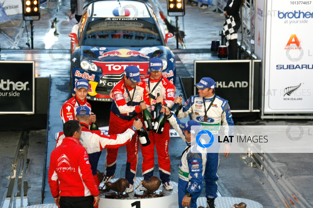 2012 FIA World Rally Championship