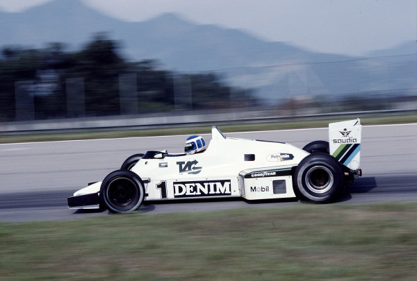 1983 Brazilian Grand Prix.