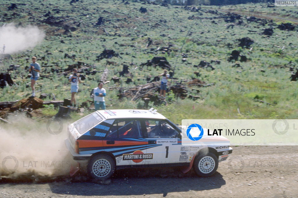 1988 World Rally Championship