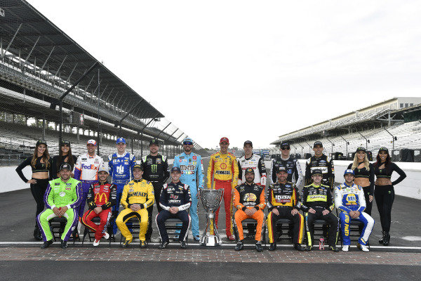 The 16 Playoff Drivers