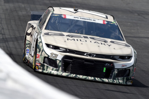 Ty Dillon, Germain Racing Chevrolet GEICO Military, Copyright: Jared C. Tilton/Getty Images.