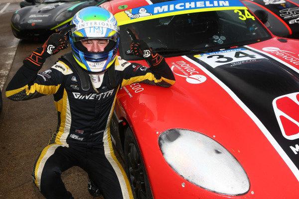 Tom Lebbon - Elite Motorsport Ginetta Junior