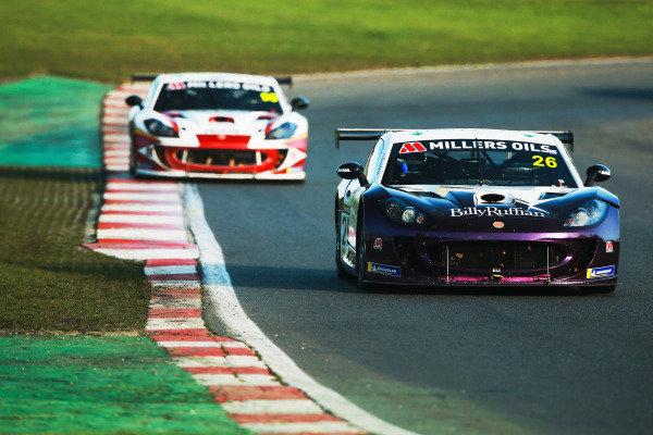 Luke Reade - Graves Motorsport Ginetta G55