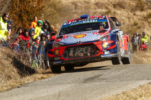 Sébastien Loeb, Hyundai Motorsport, Hyundai i20 WRC 2019
