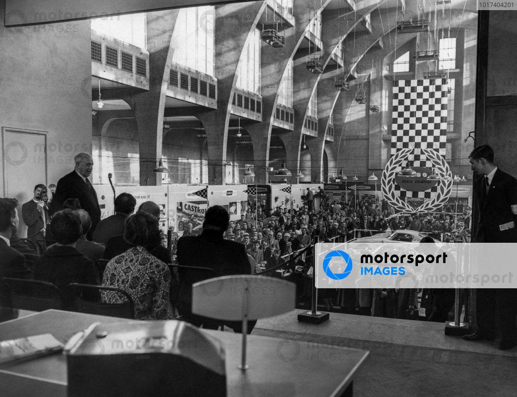 Racing Car Show