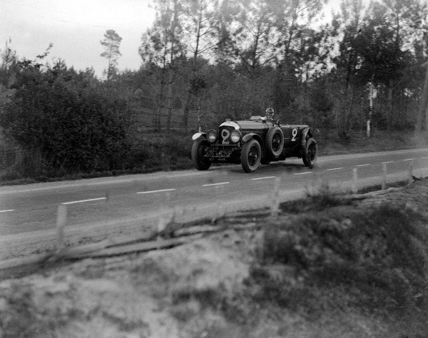 1930 Le Mans 24 hours. Le Mans, France. 21-22 June 1930. Frank Clement/Richard Watney (Bentley Speed Six), 2nd position. Ref-Motor 680/3. World Copyright - LAT Photographic