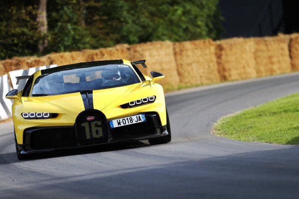 Andy Wallace, Bugatti