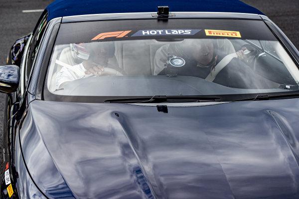 Hot laps, Lewis Hamilton and Frank Williams
