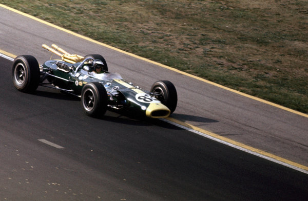 Indianapolis, Indiana, USA.  31st May 1965. 