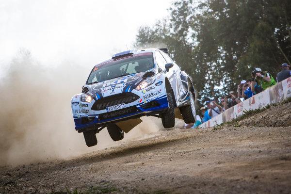 2017 FIA World Rally Championship, Round 13, Rally Australia 2017, 16-19 November 2017, Kalle Rovanpera, Ford, action, Worldwide Copyright: LAT/McKlein