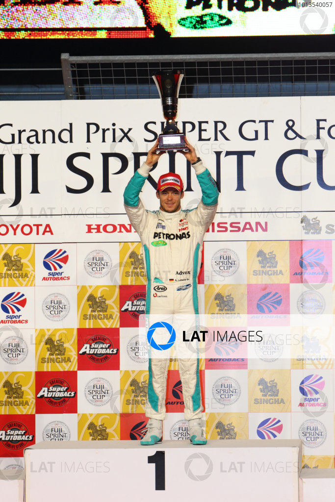 2010 Formula Nippon Championship.