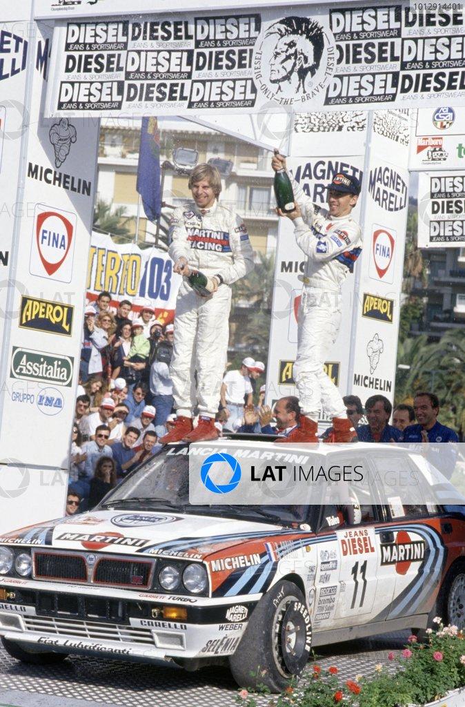1990 World Rally Championship.