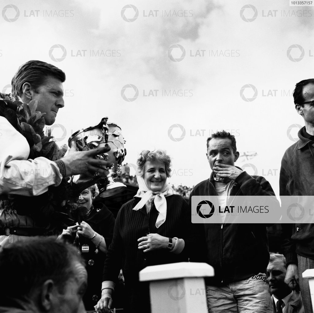 Aintree, Great Britain. 13th -15th July 1961.
