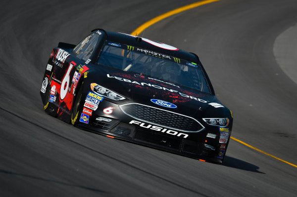 Monster Energy NASCAR Cup Series Quaker State 400 Kentucky Speedway, Sparta, KY USA Friday 7 July 2017 Trevor Bayne, Roush Fenway Racing, Roush Performance Ford Fusion World Copyright: Barry Cantrell LAT Images