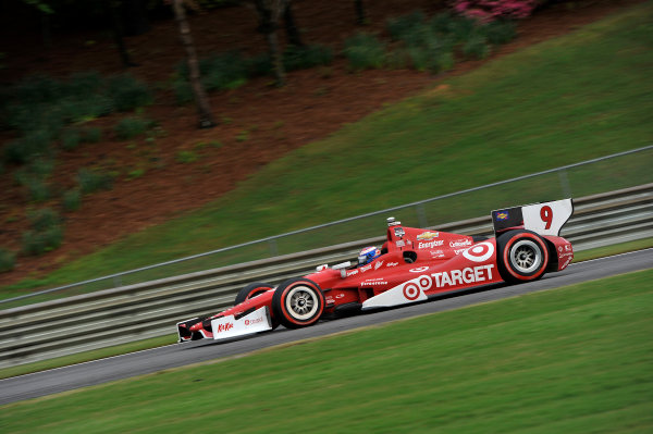 25-27 April, 2014, Birmingham, Alabama USA Scott Dixon,  ©2014 Scott R LePage  LAT Photo USA