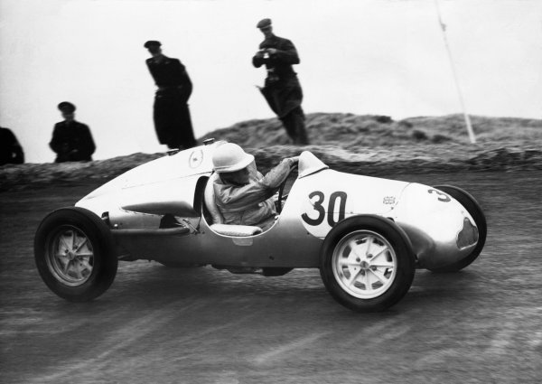 Zandvoort, Holland. 31st July 1949.