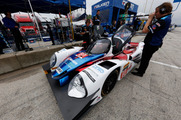 7-9 August, 2015, Elkhart Lake, Wisconsin, USA 60, Honda HPD, Ligier JS P2, P, John Pew, Oswaldo Negri, Jr. ? 2015, Michael L. Levitt LAT Photo USA