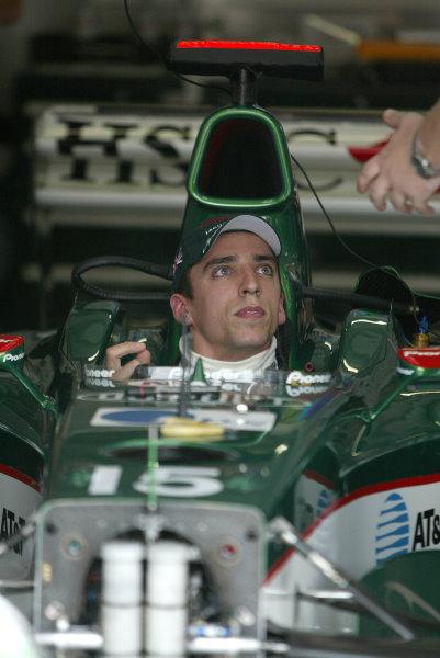2003 German Grand Prix - Thursday,2003 German Grand Prix Hockenheim, Germany. 31st July 2003 World Copyright: Steve Etherington/LAT Photographic ref: Digital Image Only