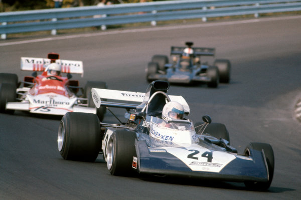 Watkins Glen, New York, USA. 6-8 October 1972.