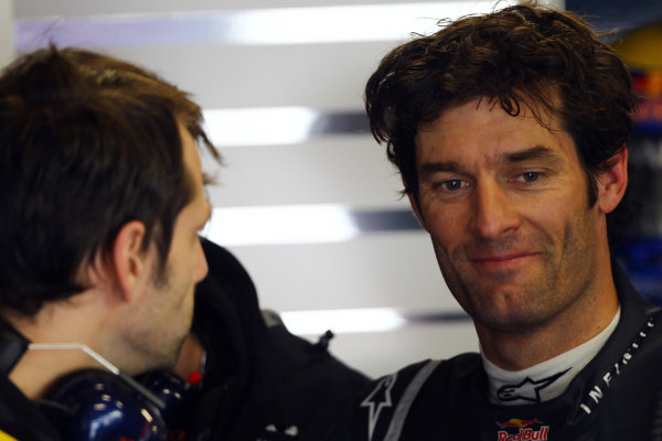 Nurburgring, Germany.22nd July 2011Mark Webber, Red Bull Racing RB7 Renault. Portrait. World Copyright: Andy Hone/LAT Photographicref: Digital Image CSP11053