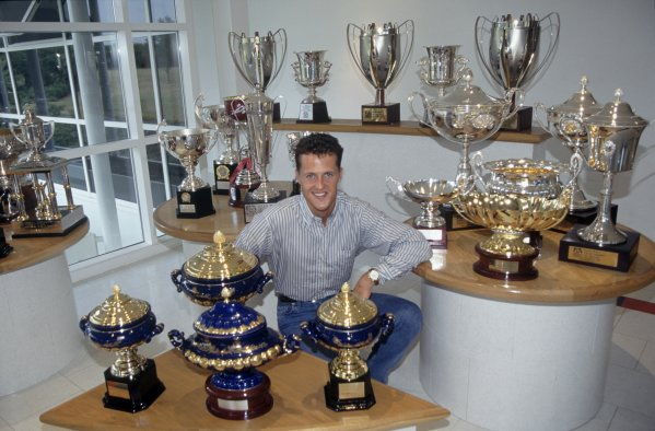 1995 F1 World Championship.