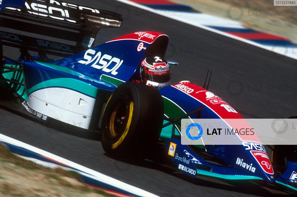 1994 Pacific Grand Prix.