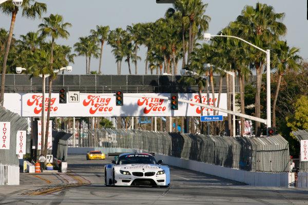 19-21 April 2013, Long Beach, California USA Bill Auberlin GT Winner.(c)2013, Todd Davis LAT Photo USA