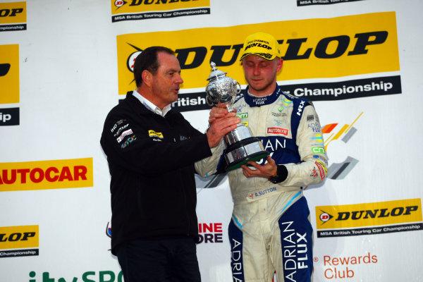 2017 British Touring Car Championship, Brands Hatch, Kent. 30th September - 1st October 2017, Ashley Sutton (GBR) Team BMR Subaru Levorg World copyright. JEP/LAT Images