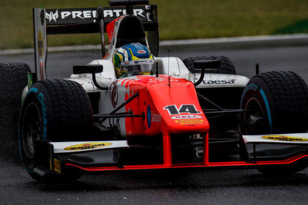 2017 FIA Formula 2 Round 9. Autodromo Nazionale di Monza, Monza, Italy. Saturday 2 September 2017. Sergio Sette Camara (BRA, MP Motorsport).  Photo: Zak Mauger/FIA Formula 2. ref: Digital Image _T9I0436