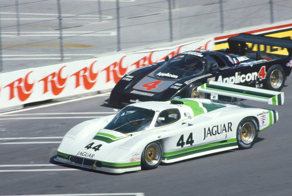 Miami, Florida, USA. 1st March 1987. RD 2.