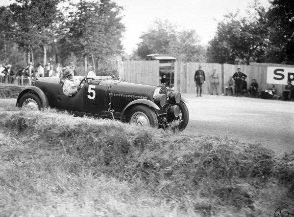Albert Divo / Guy Bouriat, E. Bugatti, Bugatti T50S.