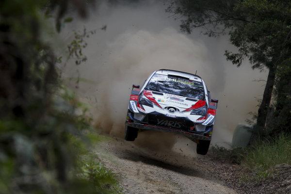 Jari-Matti Latvala, Toyota Gazoo Racing, Toyota Yaris WRC 2018,