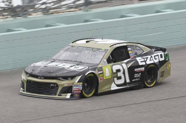 #31: Ryan Newman, Richard Childress Racing, Chevrolet Camaro E-Z-GO