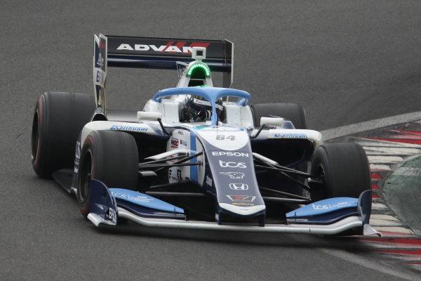 Toshiki Oyu ( #64 TCS NAKAJIMA RACING, Dallara SF 19 Honda), 2nd position