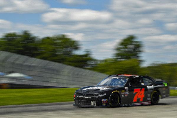 #74: Aaron Quine, Mike Harmon Racing, Chevrolet Camaro