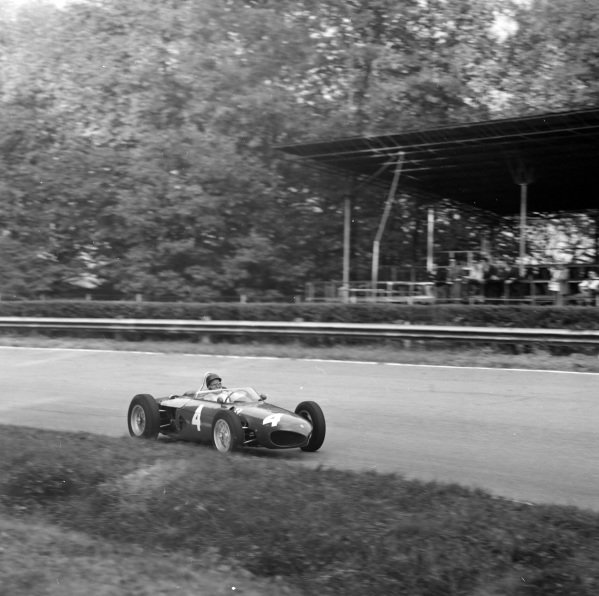 Wolfgang von Trips, Ferrari 156.