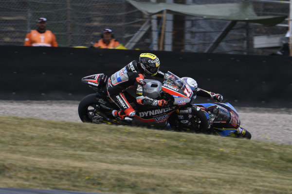 Xavi Vierge, Marc VDS Racing, Thomas Luthi, Intact GP.