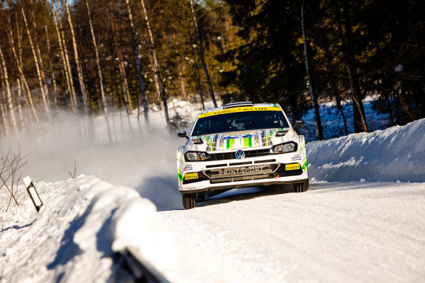 Esapekka Lappi (FIN), Movisport, Volkswagen Polo GTi Rally2