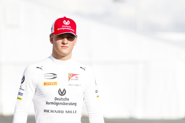 SOCHI AUTODROM, RUSSIAN FEDERATION - SEPTEMBER 28: Mick Schumacher (DEU, PREMA RACING) during the Sochi at Sochi Autodrom on September 28, 2019 in Sochi Autodrom, Russian Federation. (Photo by Carl Bingham / LAT Images / FIA F2 Championship)