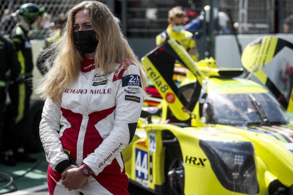 #1 Richard Mille Racing Team Oreca 07 - Gibson: Sophia Floersch