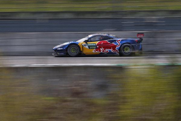 Liam Lawson, AF Corse Ferrari 488 GT3 Evo..