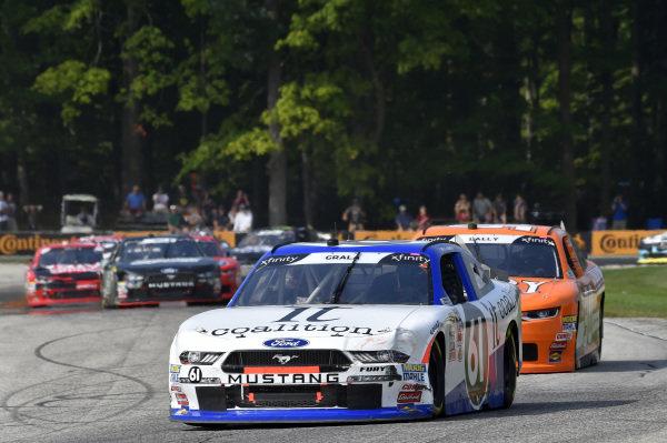 #61: Kaz Grala, Fury Race Cars LLC, Ford Mustang IT Coalition