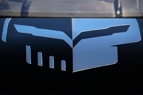 22-25 January, 2015, Daytona Beach, Florida USA Detail: Corvette graphics. ?2015, F. Peirce Williams LAT Photo USA