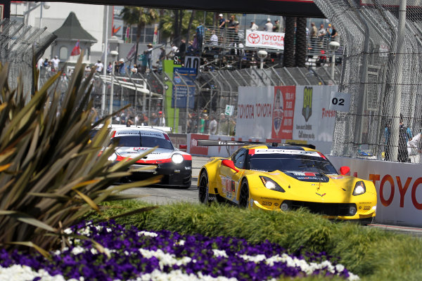 #3 Corvette Racing Chevrolet Corvette C7.R, GTLM: Antonio Garcia, Jan Magnussen