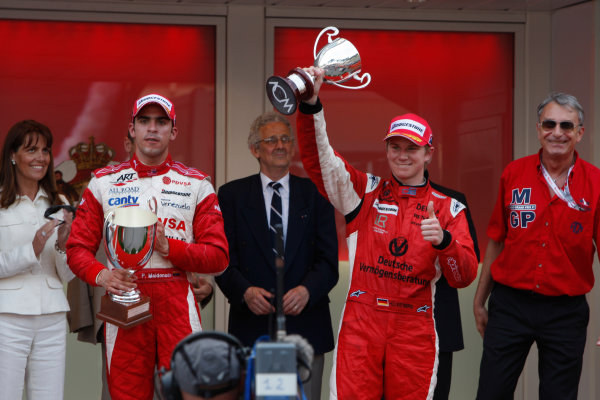 Saturday Race. 23rd May 2009. Nico Hulkenberg (GER, ART Grand Prix). World Copyright: Alastair Staley / GP2 Series Media Service.Ref: _O9T2658 jpg