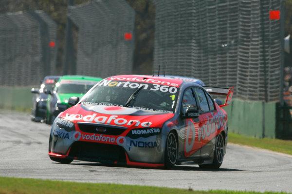 Albert Park, Melbourne, Australia29th March 2009Australian V8 Supercars.  Race 3. World Copyright: Alastair Staley/LAT Photographicref: Digital Image _MG_8926
